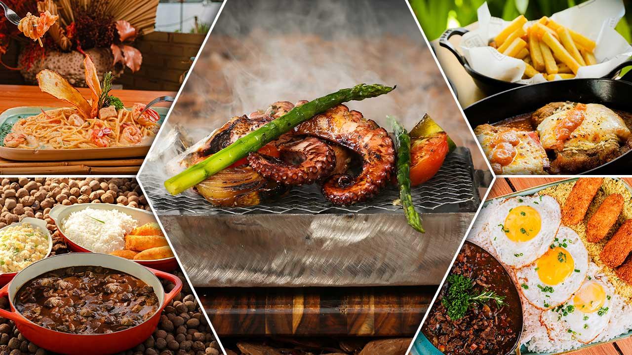Dia da Família é neste sábado. Veja onde degustar pratos para compartilhar