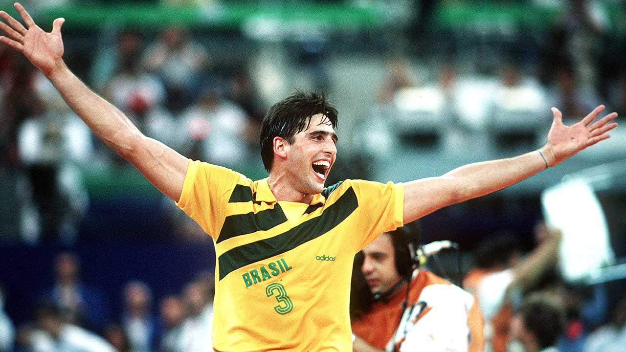Giovane foi campeão nos Jogos Olímpicos de Barcelona-1992. Foto: Divulgação