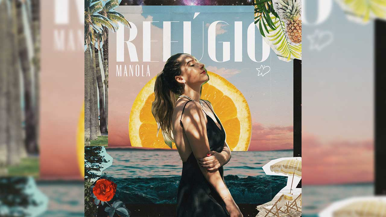 """Cantora Manola dá star em novo momento da carreira com hit """"Refúgio"""""""