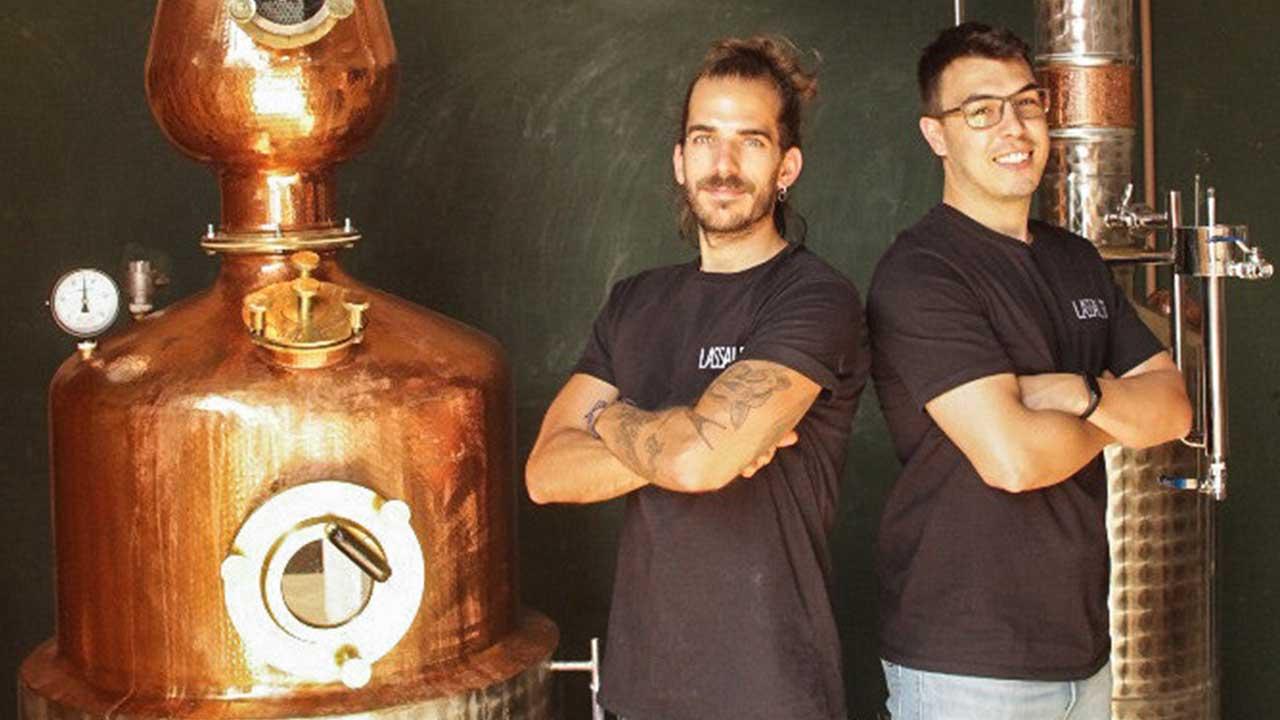 Gin Lassaleti, de Pouso Alegre MG, vence competição e é eleito o melhor do Brasil