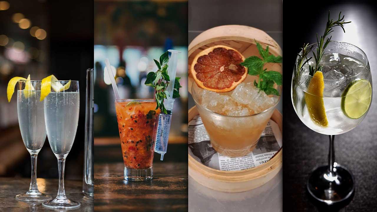 Dia do Cocktail: 9 receitas de drinks para se aventurar pela coquetelaria em casa!