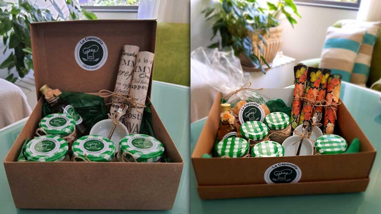 La Caponatta lança kit de comidas árabes personalizado para todas as ocasiões
