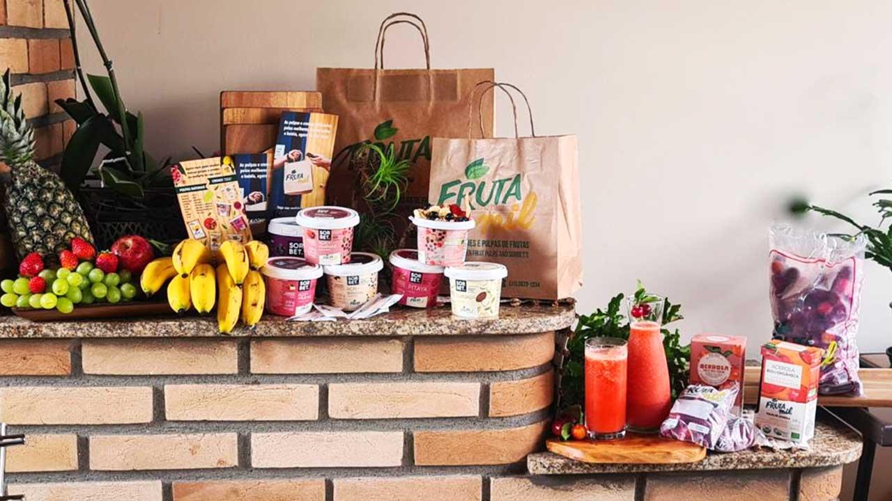 Presente na maior cidade do Brasil, Frutamil paneja aumentar importação de frutas e sucos