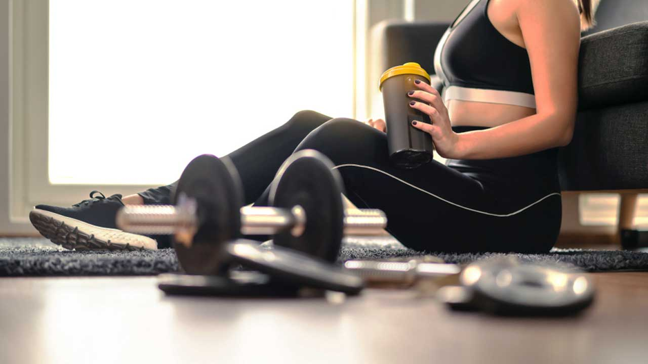 Como ter seu próprio espaço fitness em casa