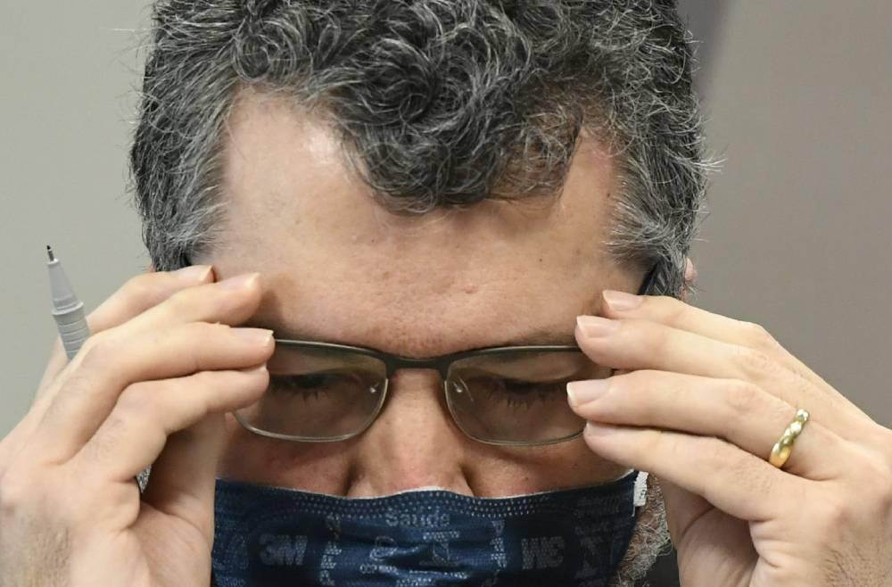 CPI da Covid ouve Ernesto Araujo