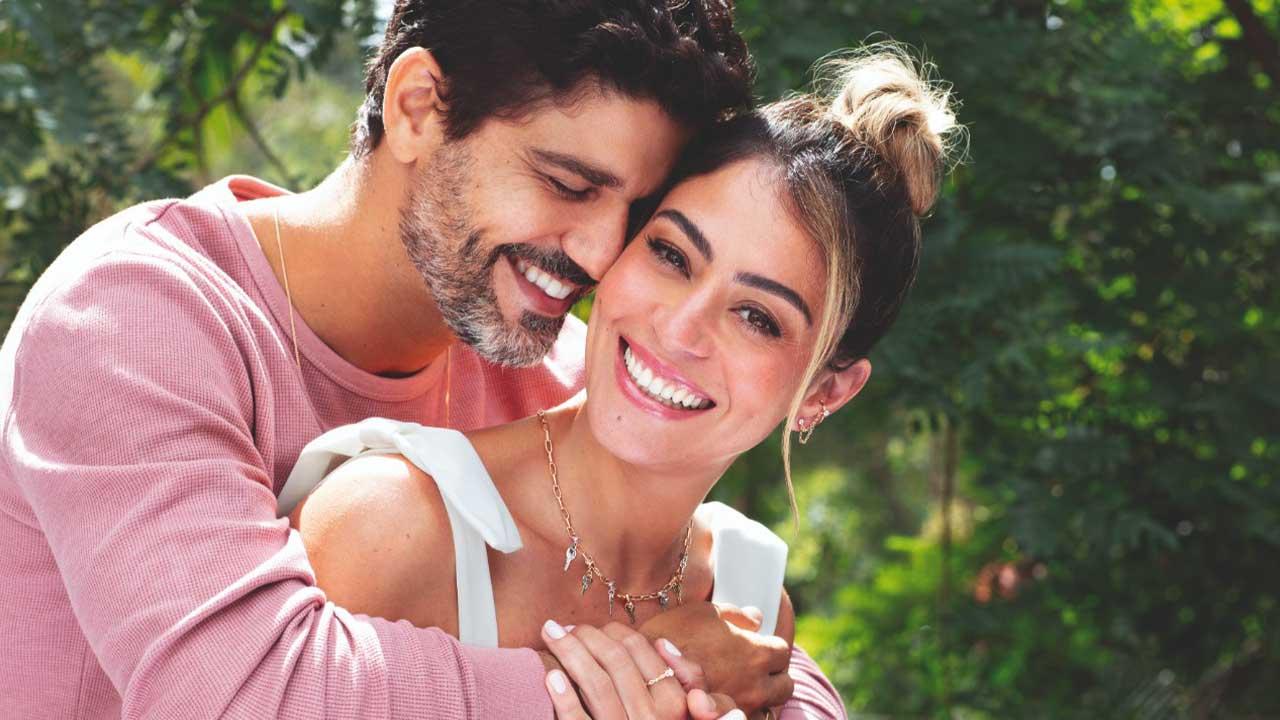 Carol Castro e Bruno Cabrerizo estrelam campanha de Dia dos Namorados da Rommanel