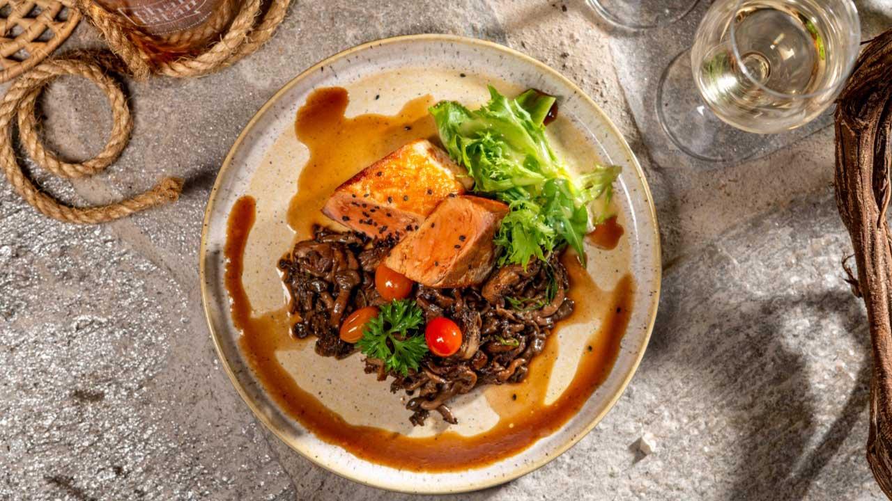 Confira o menu exclusivo feito pelo Chef Lui Veronese para o Dia dos Namorados no Cafe de La Musique Brasília