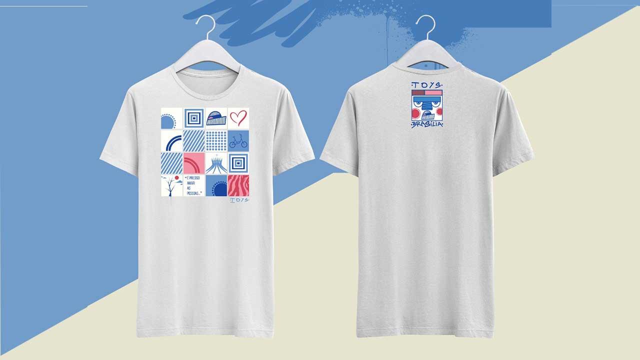 Verdurão Camisetas lança nova coleção Amor² para o dia dos enamorados