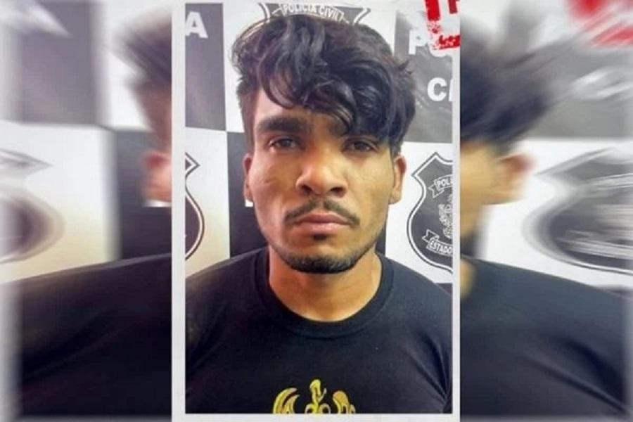 Lázaro Barbosa de Souza, de 32 anos