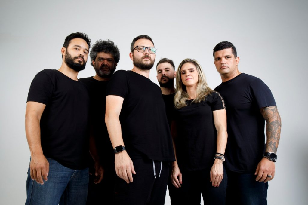 O Bando. Foto: Divulgação