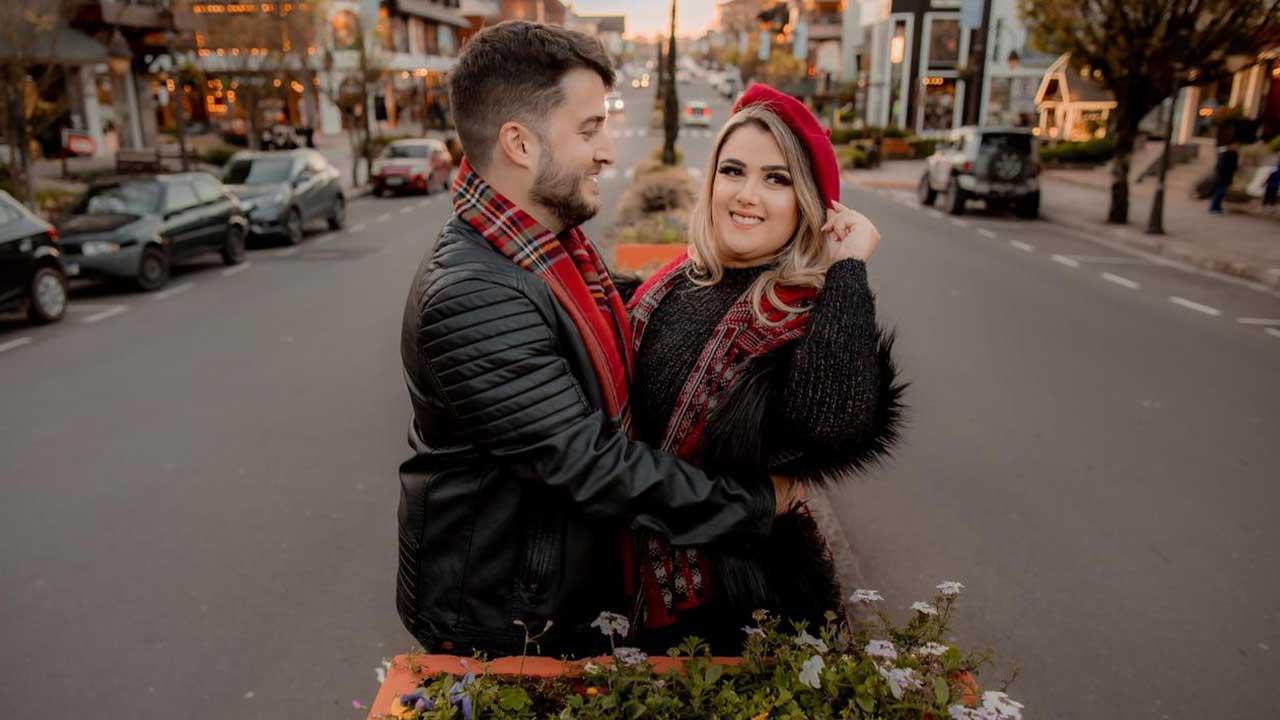 Dia dos namorados: mesmo à distância, casal prova que empreender juntos pode contribuir para o amadurecimento da relação