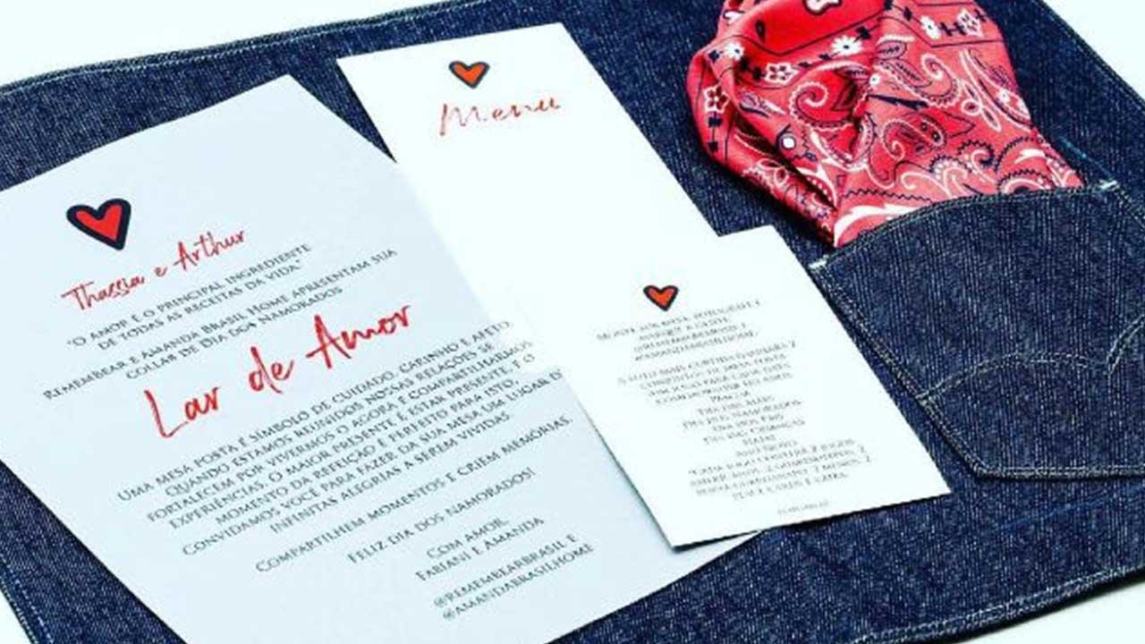 Lar de amor: Remembear e Amanda Brasil Home lançam colab especial para o Dia dos Namorados