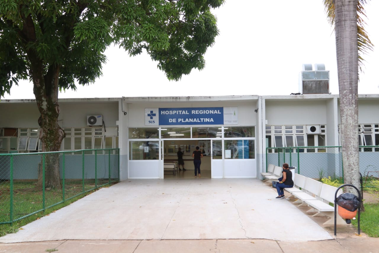 Liberados recursos para obras do Hospital Acoplado do Hospital de Planaltina