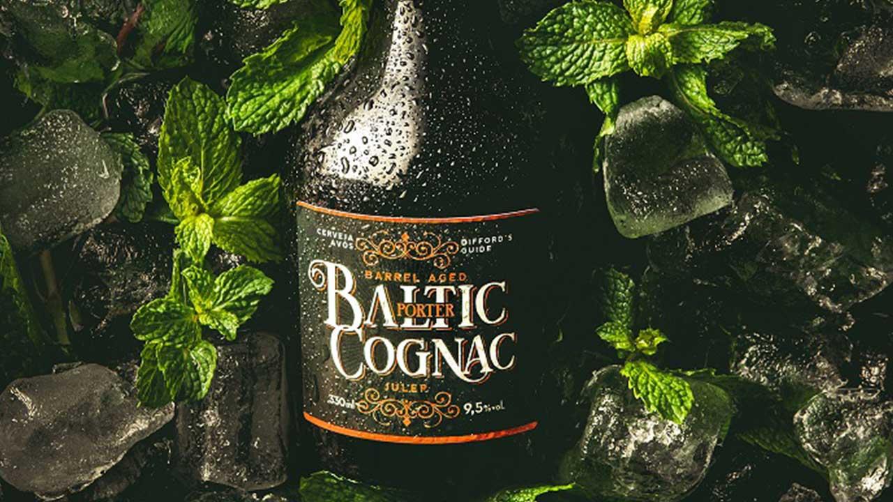 Cerveja e Cognac: Feitos um para o outro
