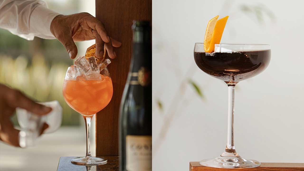 B Hotel lança nova carta de drinks