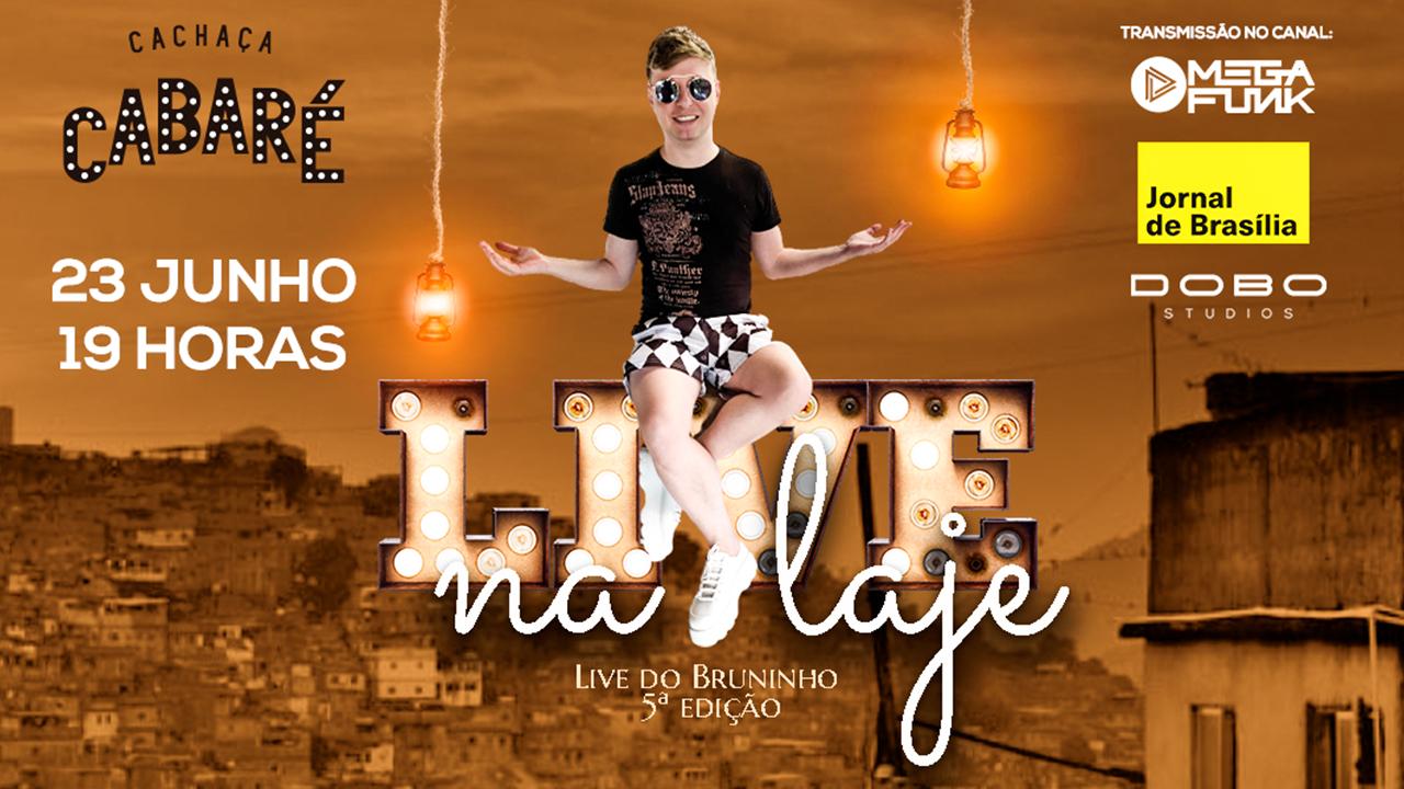 Bruninho Afonso vai homenagear o Rio de Janeiro e a cantora Anitta