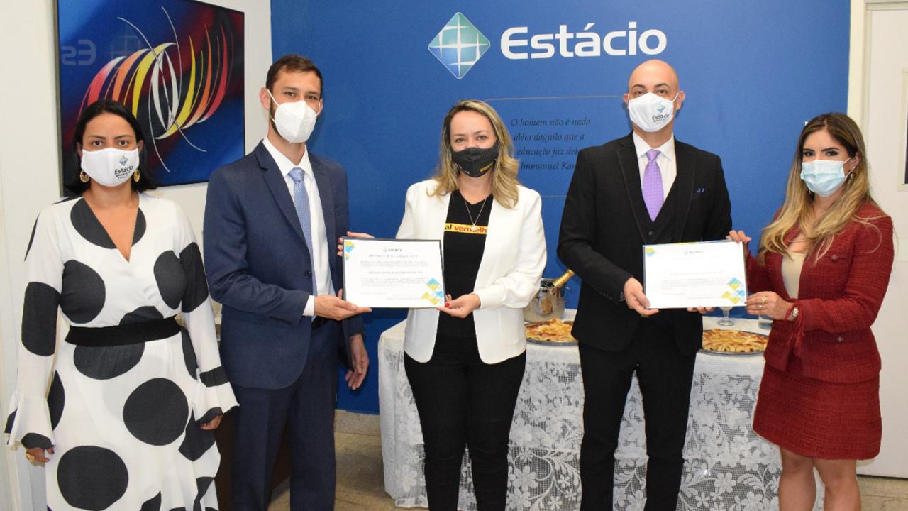 Estácio firma convênio com a Associação dos Magistrados Brasileiros