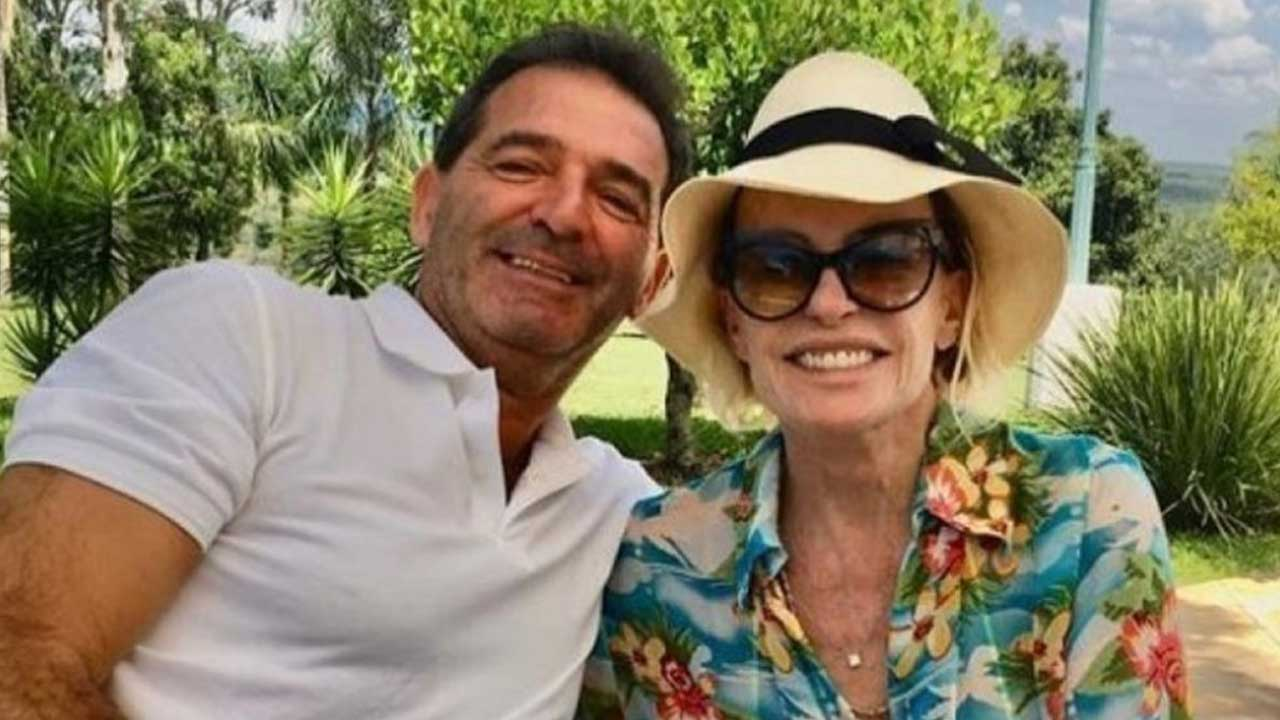 Diário secreto é pivô de separação de Ana Maria Braga e francês