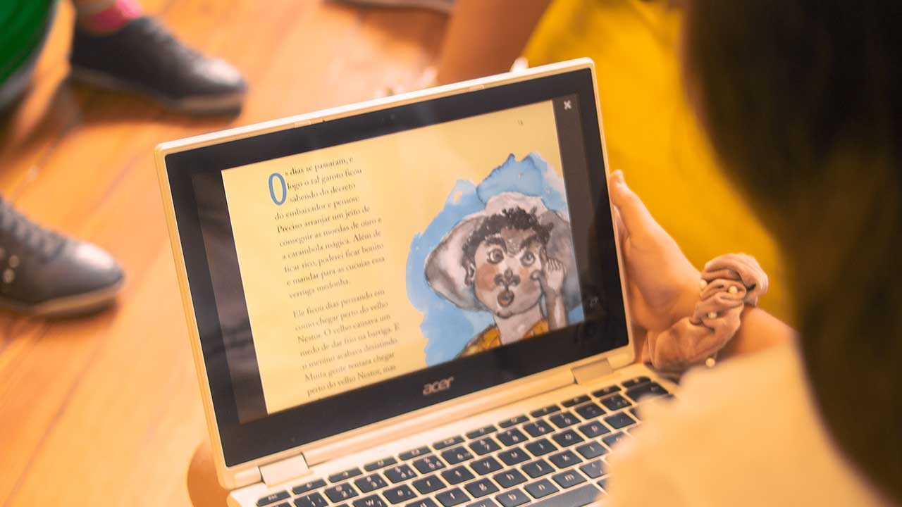 Professores ainda são os grandes influenciadores na leitura dos alunos, aponta pesquisa
