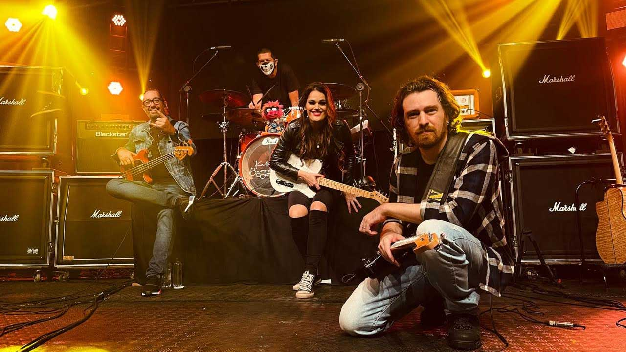 Banda Rock Beats faz Live especial Anos 70 nesta sexta (25)