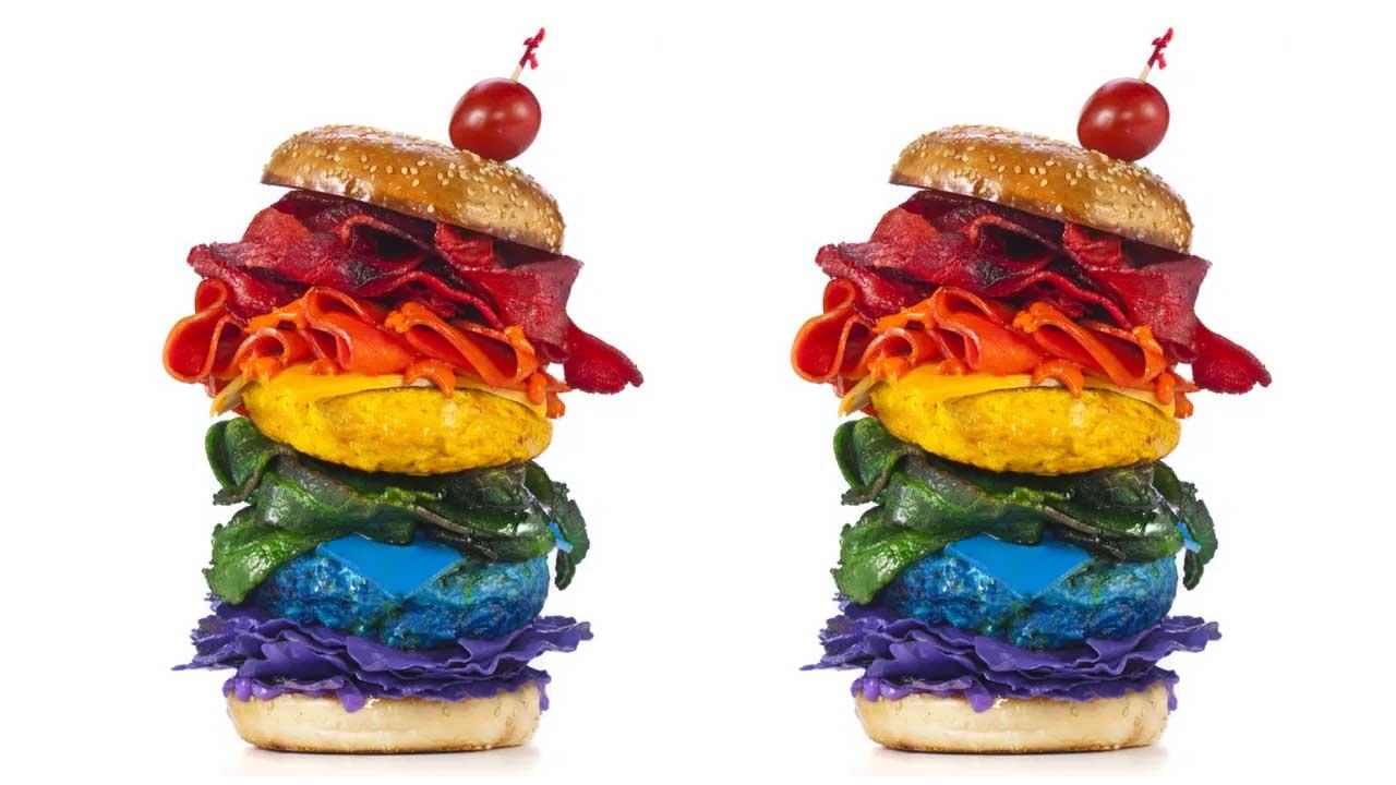 Vou continuar comendo no Burger King e o que você tem com isso?