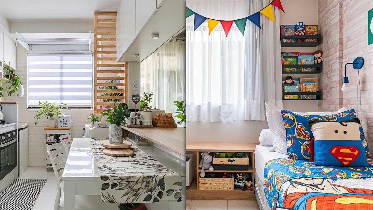 10 dicas para decorar um apartamento alugado