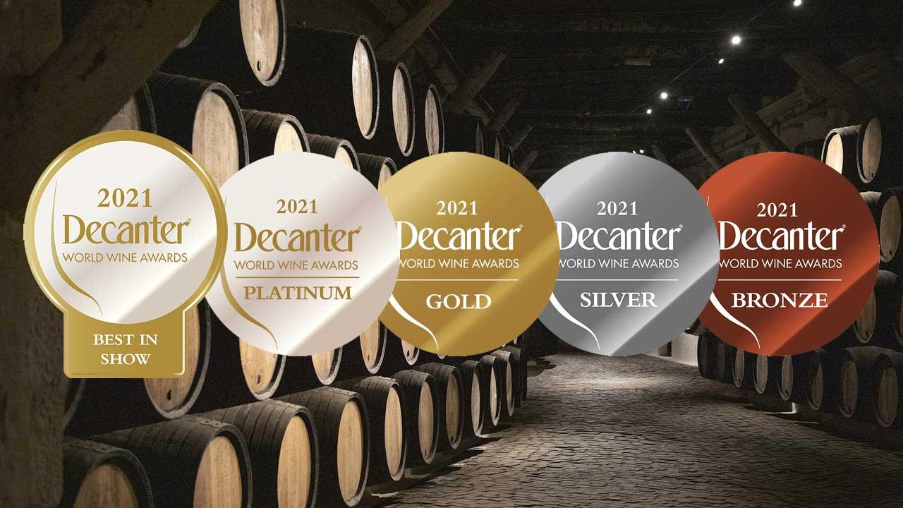 Vinhos brasileiros se destacam no Decanter World Wine Awards 2021