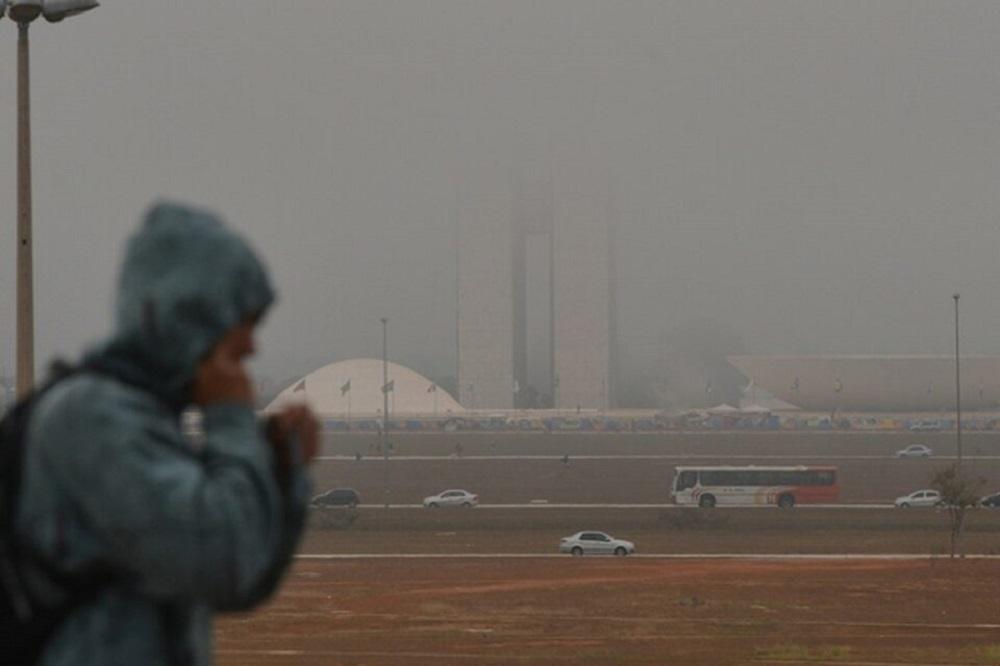 Frio em Brasília-DF