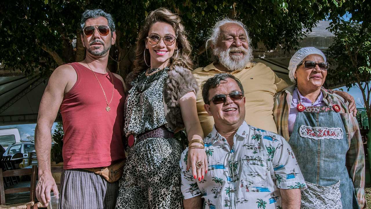 Projeto Brasília 60+1 leva sessões de cinema para 32 RAs