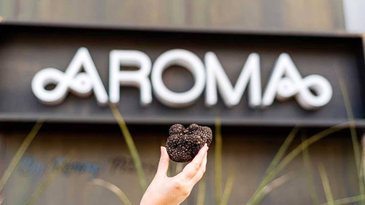 Trufas Negras: AROMA Brasília recebe mais uma leva com novos pratos!