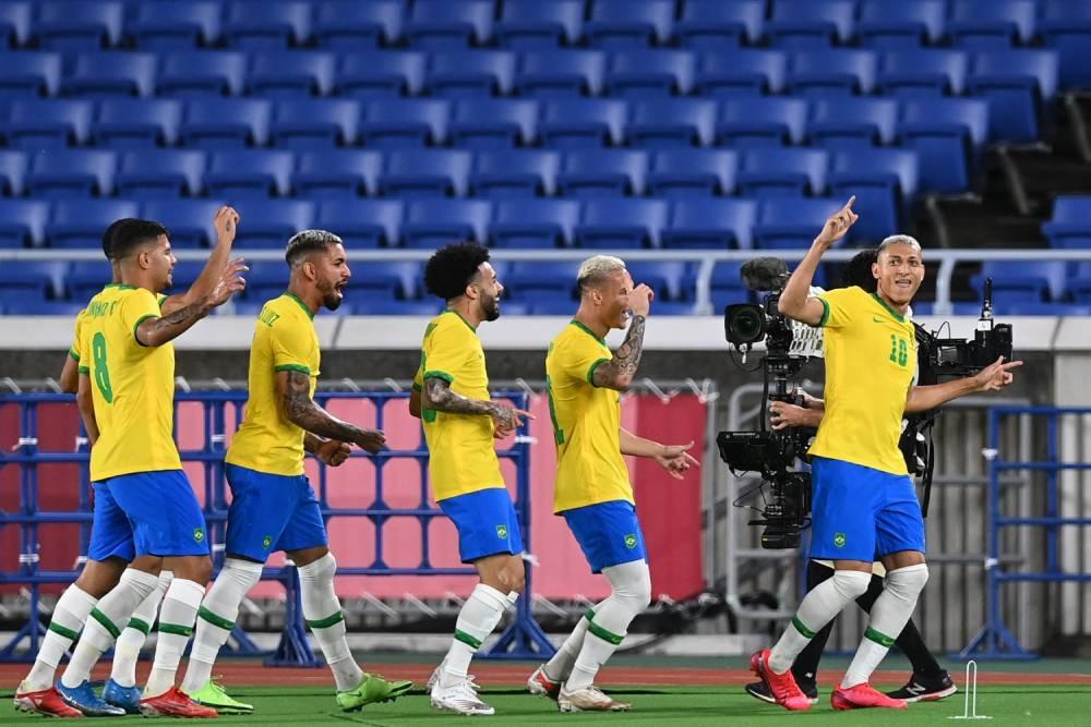 Brasil x Alemanha nas olimpíadas