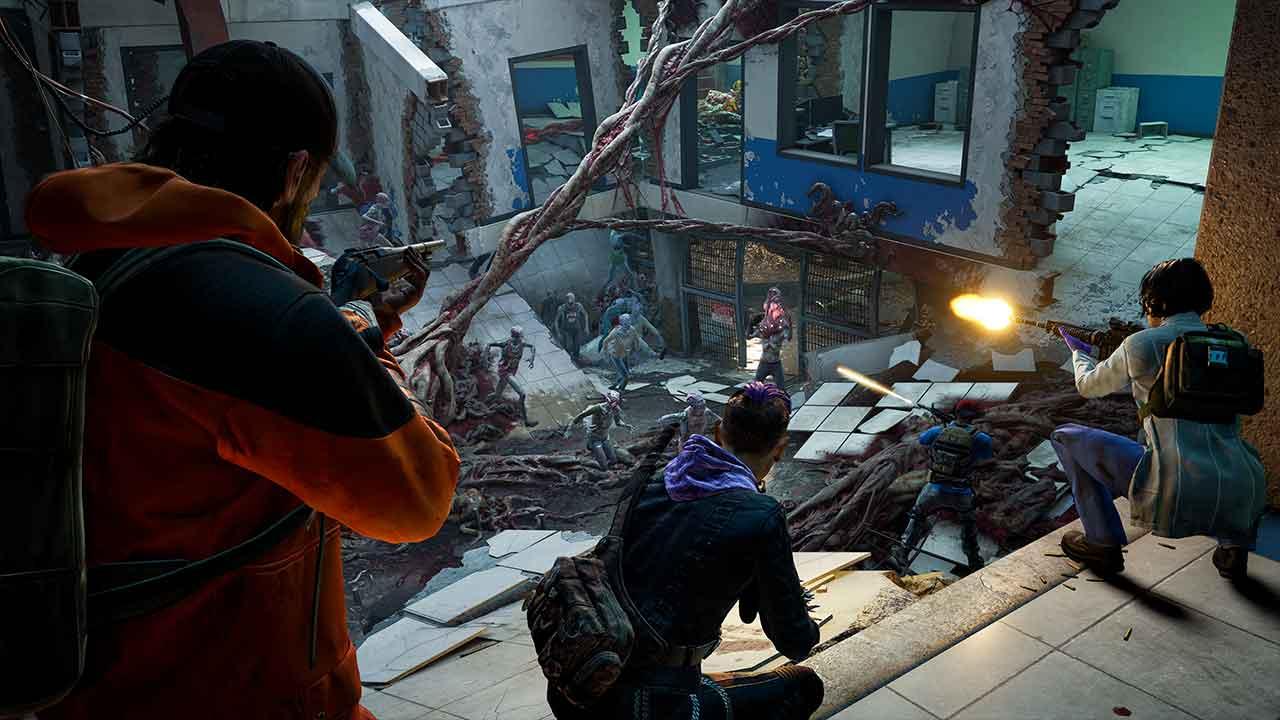 Novo trailer de Back 4 Blood chega com mais recursos do jogo para PC