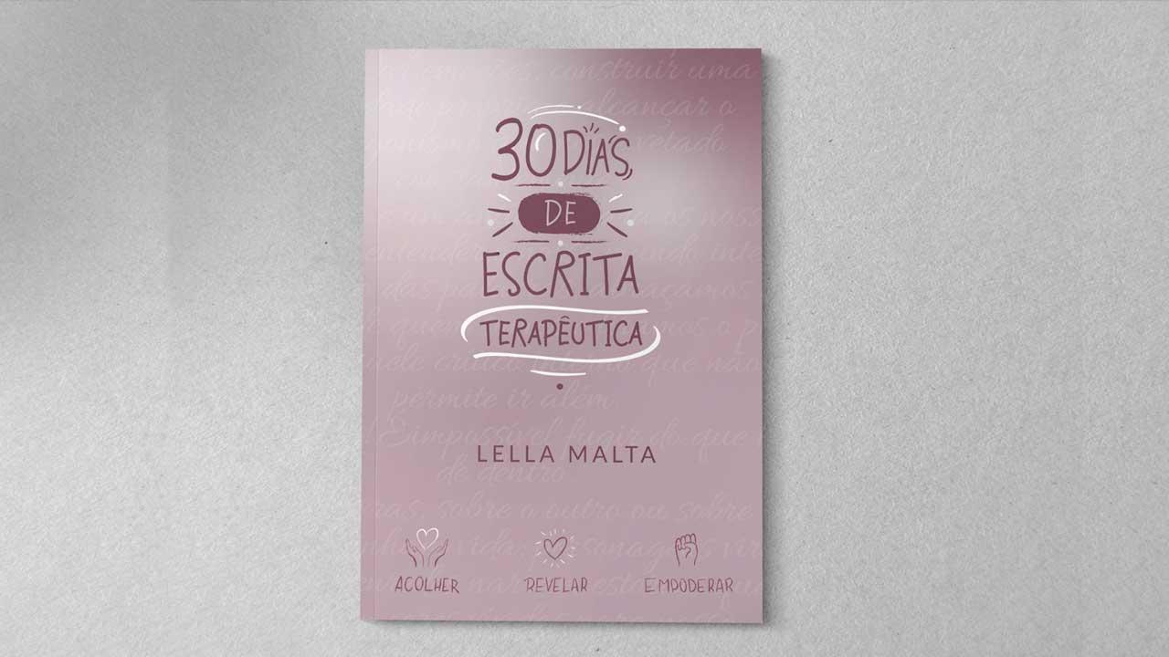 De Brasília para o mundo: Autora da capital lança livro sobre escrita terapêutica