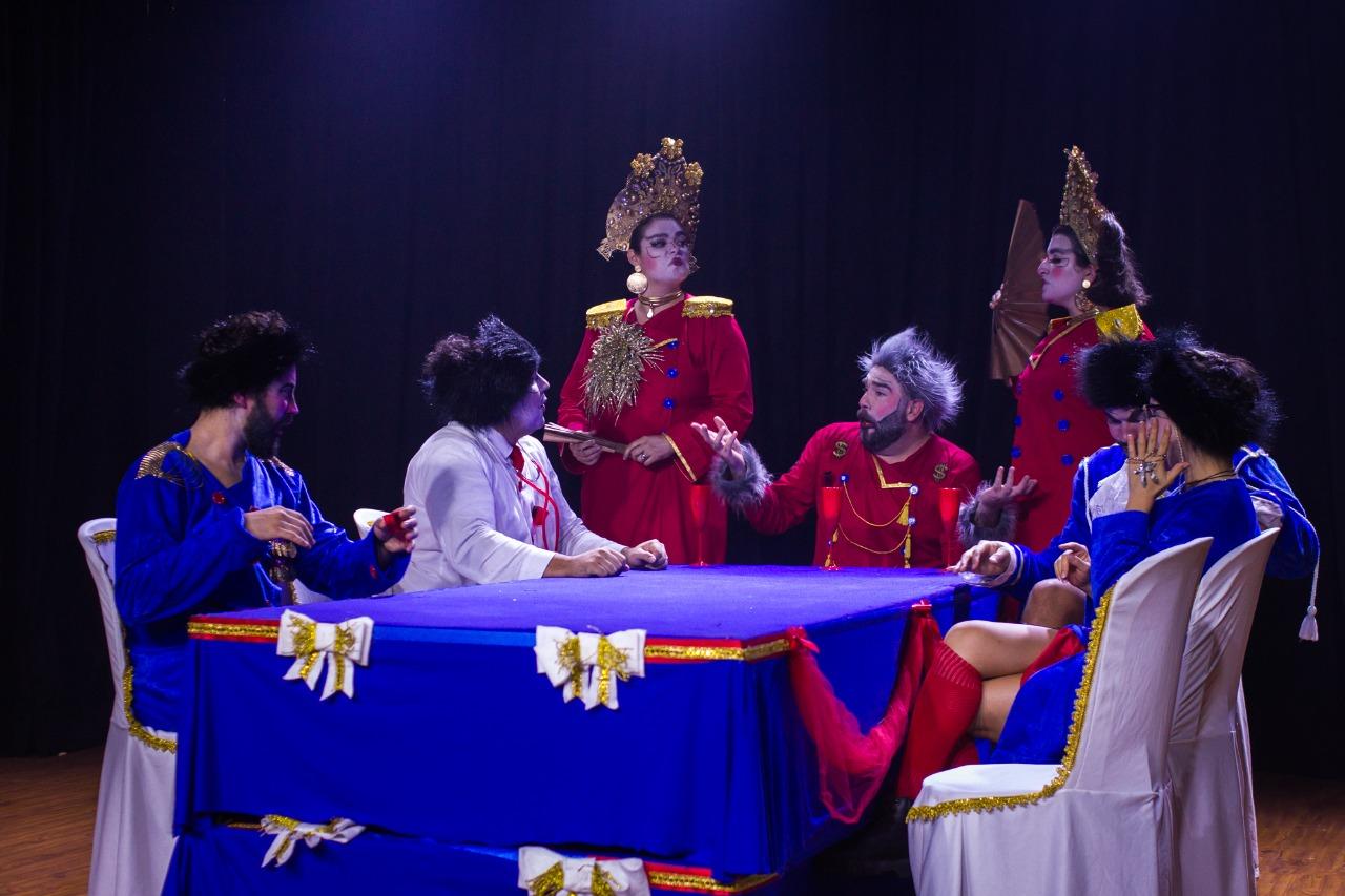 Teatro dos Ventos. Foto: Humberto Araújo