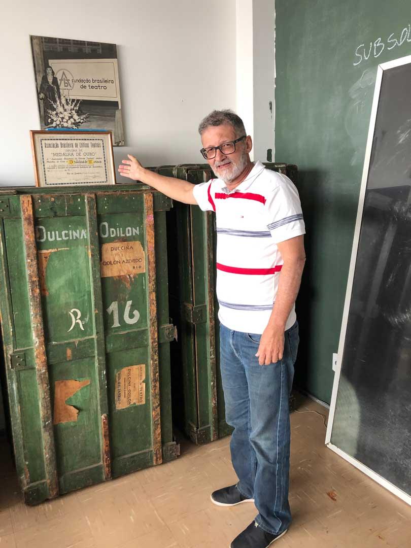 Gilberto Rios. Foto: Divulgação