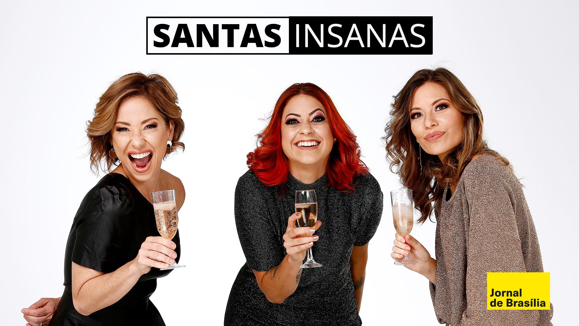 Santas Insanas - 1ª Temporada - Episódio #01