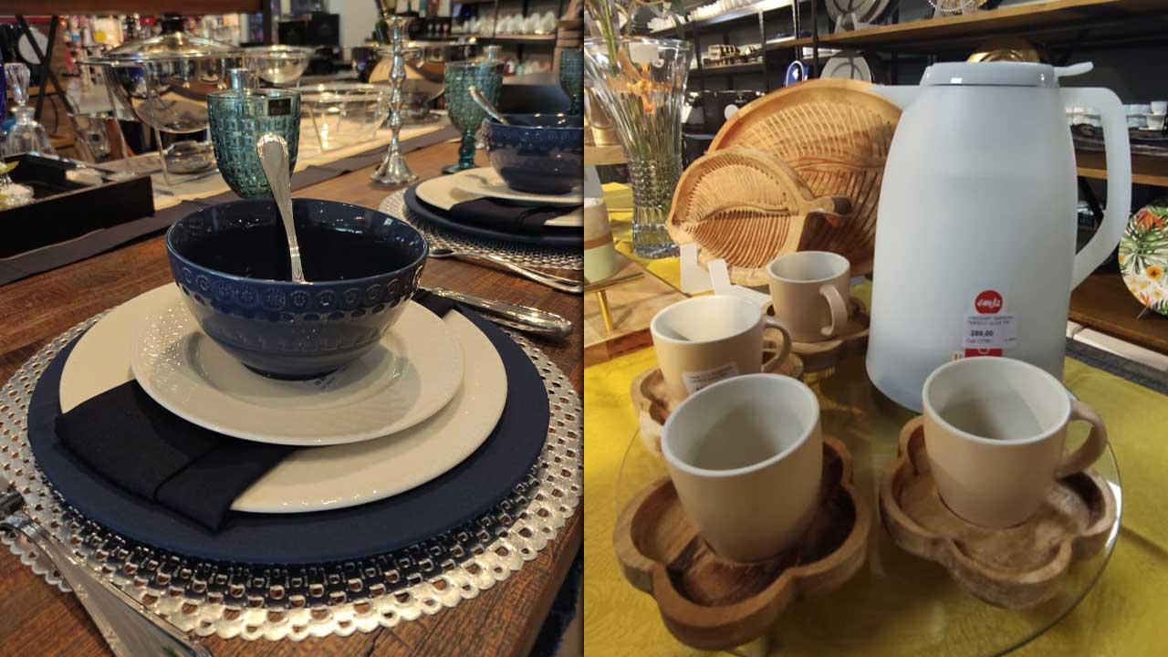 O Mix preferido das donas de casa: Loja de produtos para o lar, cozinha e decoração