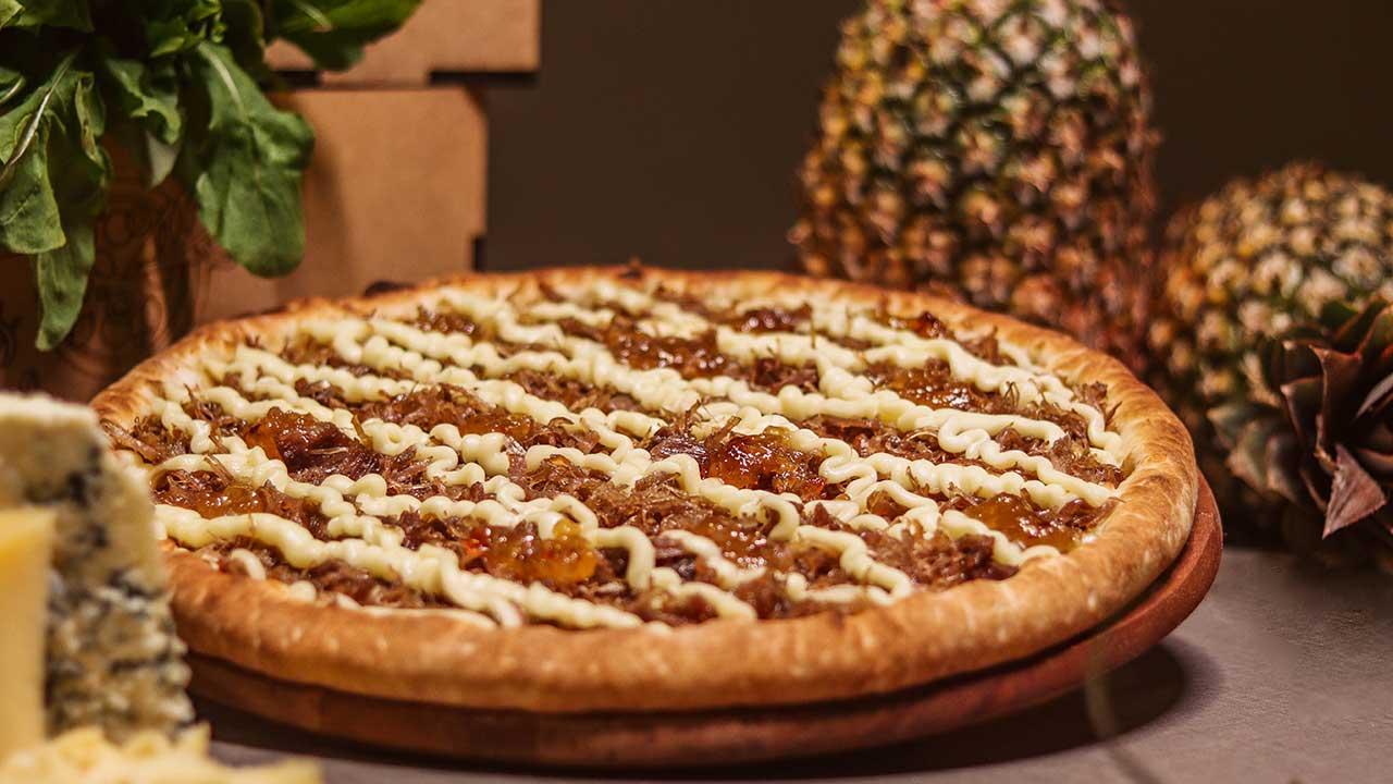 Pizza Cesar lança novidade em parceria com ex-MasterChef