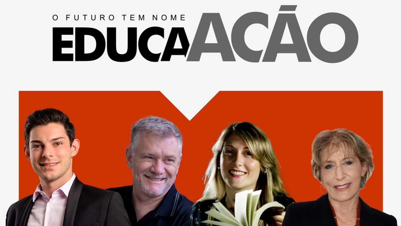 Francesco Pellegatta realiza Live sobre leitura em parceria com Jornal de Brasília