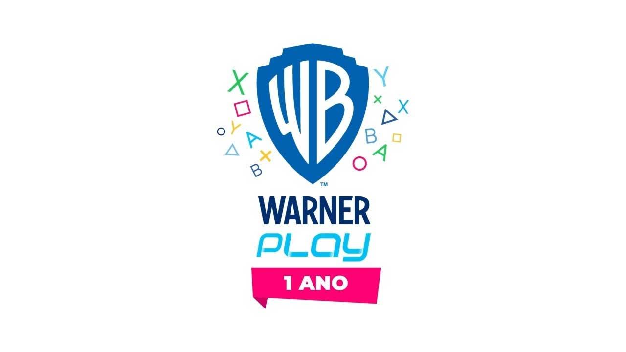 Warner Play completa 1 ano e se consolida como uma das principais estratégias digitais da Warner Bros. para se conectar com o público gamer e geek
