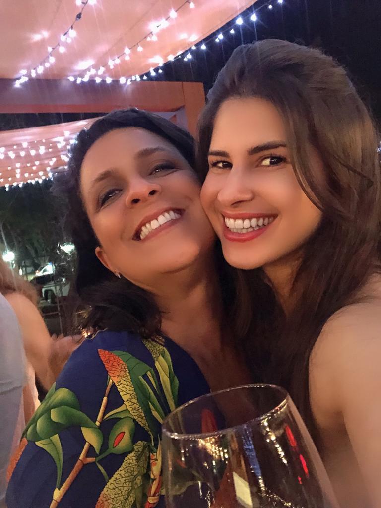 Adriana Nasser e Dai Nasteoli. Foto: Arquivo Pessoal