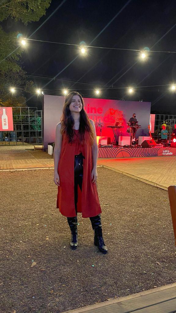 Daiana Nasteoli. Foto: Arquivo Pessoal