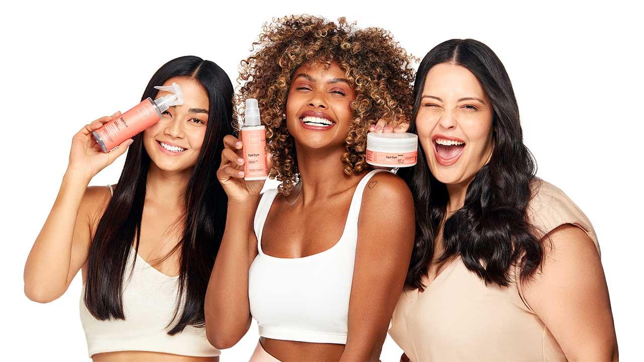 Bye bye frizz: Nova linha da Cadiveu Essentials garante 72 horas sem frizz