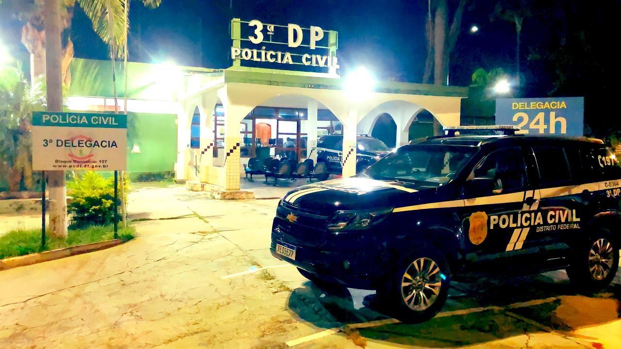 3ª DP, PCDF