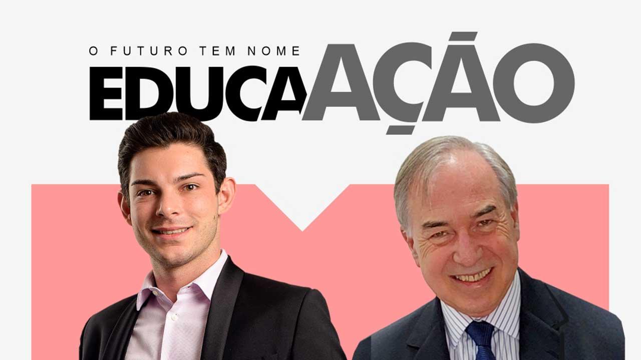 Filantropia é um dever da sociedade, declara Custódio Pereira em live de Francesco Pellegatta
