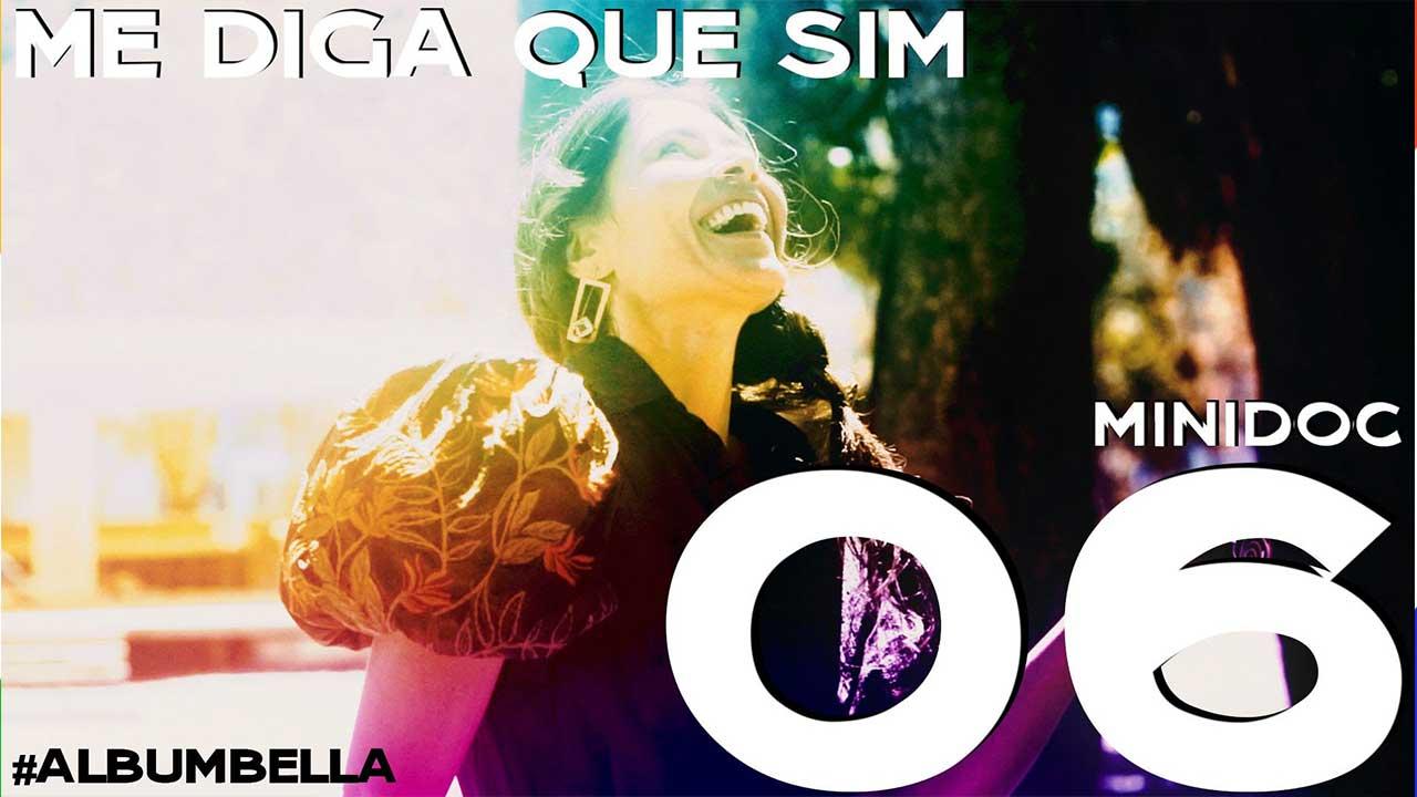 """Izabella Rocha lança """"Me Diga que Sim"""""""