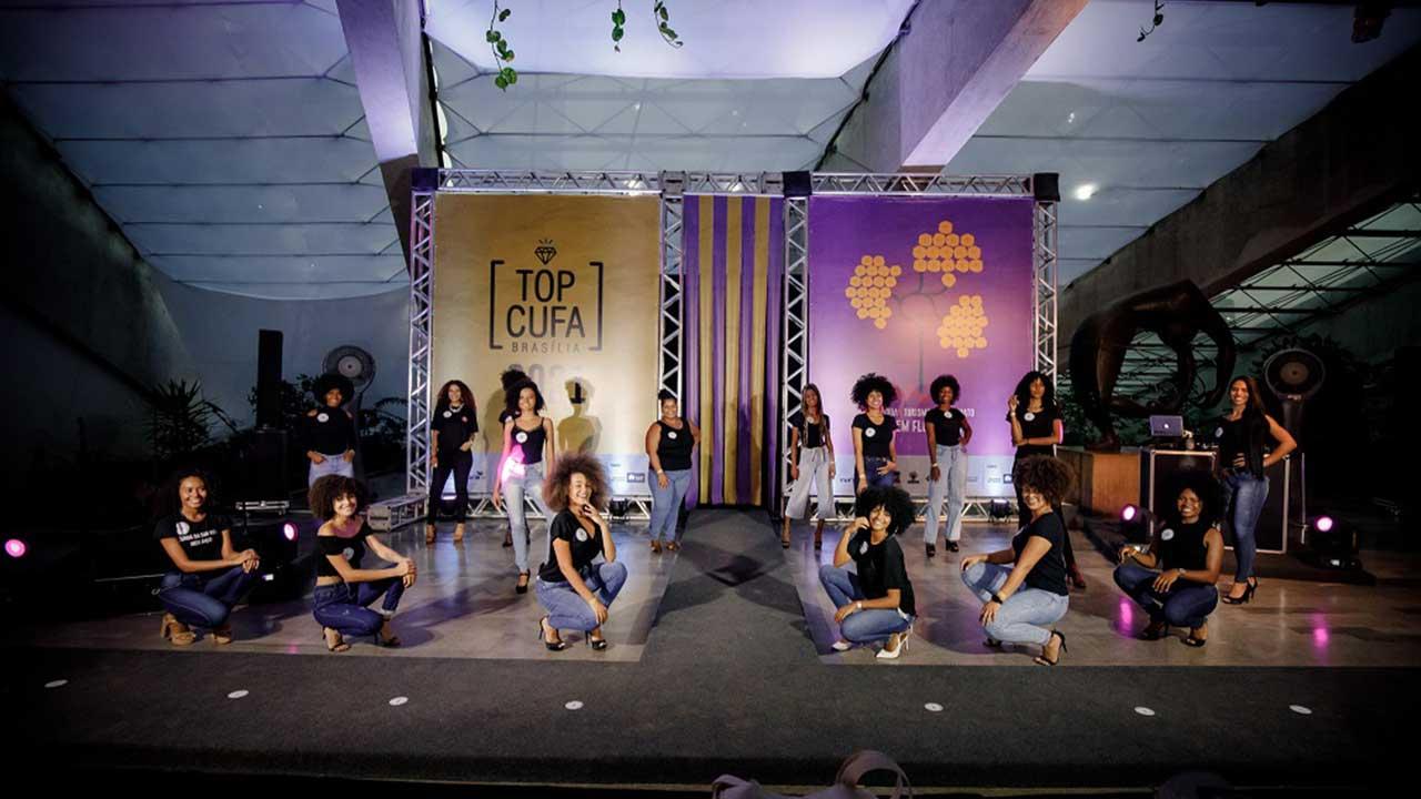 Top Cufa DF: primeira etapa do concurso de beleza classifica jovens para a próxima fase