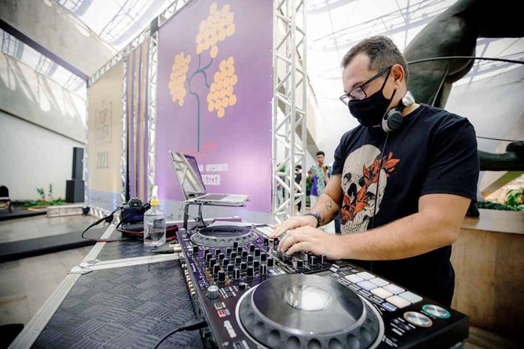 DJ Wendel. Foto: Jhon Henrique