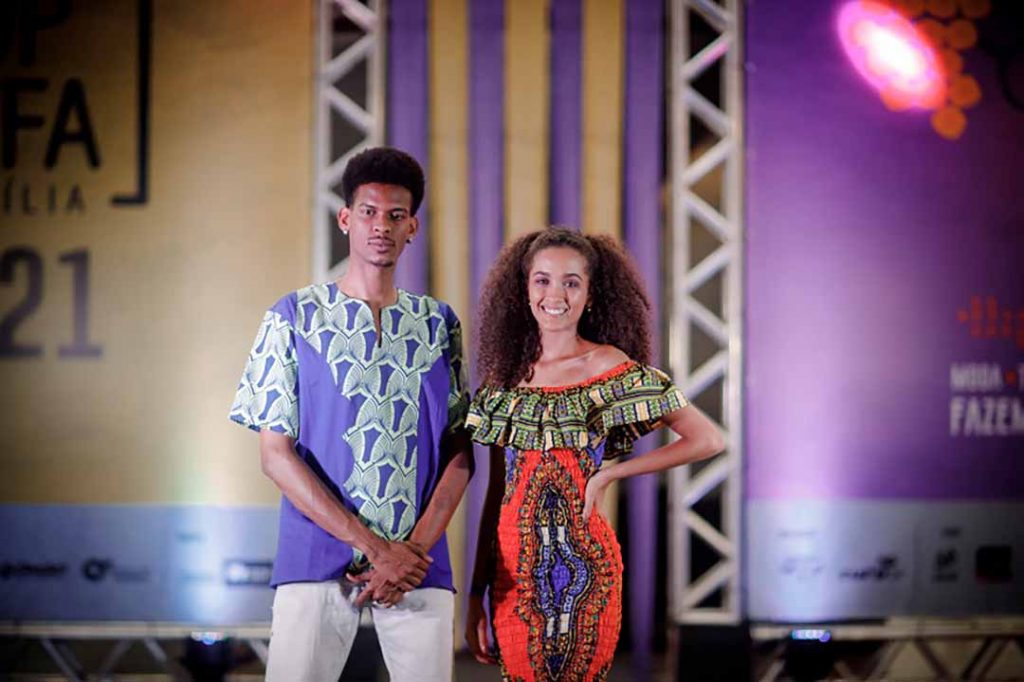 Isa Lime e Daniel Gomes. Foto: Jhon Henrique