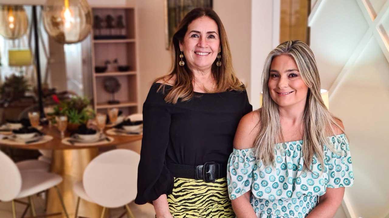 Apartamento decorado para homenagear Lara Carvalho - Parte II